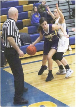 Cowgirls Victorious Over Fairview