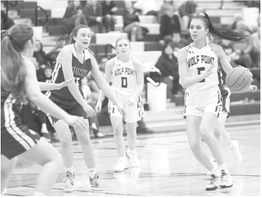Lady Wolves Come From Behind,  Take Care Of Business With Sidney