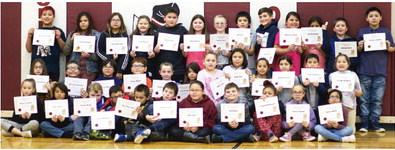 Fourth-Grade Honor Roll