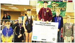 Frederick, Berger Place  At State For Poplar