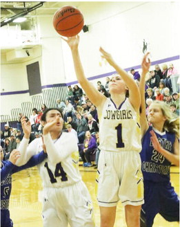 Cowgirls Defeat Lustre