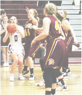 District Tournament Play-In  Game Looms For Lady Wolves