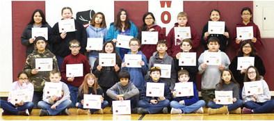 Sixth-Grade Honor Roll