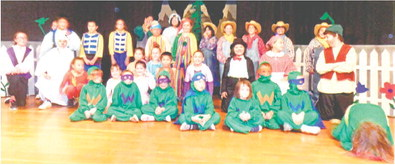 MCT Brings Jack And The Beanstalk To Wolf Point