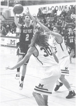 Wolves, Lady Wolves Come  Out Of Break With Slow Start