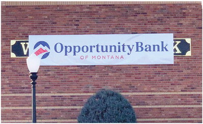Transition To Opportunity Bank Nearly Complete