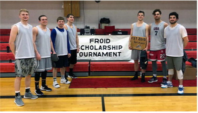 Froid Scholarship Tournament Set For March 19-22