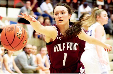 Season Ends At Divisional For Lady Wolves