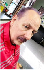Library Books For Uganda Cause Purple  Hair For Frontier School Principal Hays