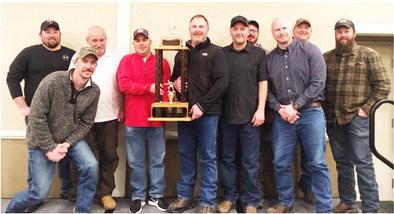 Gene Sara Memorial Trophy  Returns To Region 6