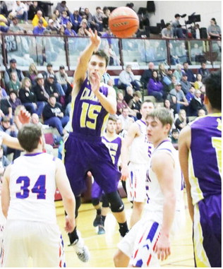 Twins Excel At Sports  For Culbertson Teams