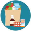 CDC Issues Guidelines For Running Essential Errands: Grocery Shopping, Take-Out, Banking, Getting Gas And Doctor Visits