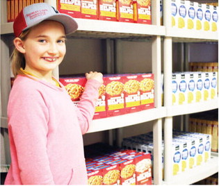 County Cupboard Distributing  Groceries In Culbertson