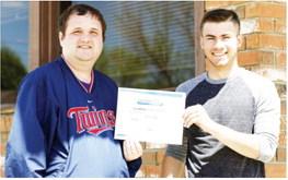 Valedictorian Page Named DUI  Task Force Scholarship Winner