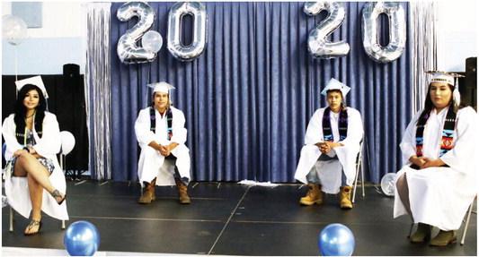 Seniors Honored At Frazer School Commencement