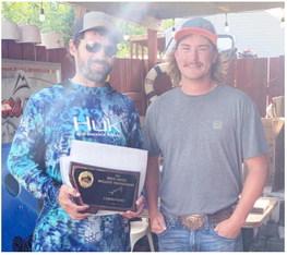 Rock Creek Tourney Winners