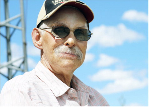Heser To Serve As Wild Horse  Stampede Grand Marshal