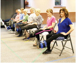 Low-Cost Classes Can Help Seniors Stay Fit