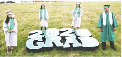 Brockton High School Seniors  Celebrate 2020 Graduation