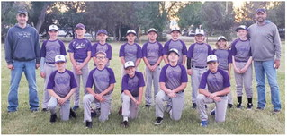 Communities Join To Form Baseball Leagues