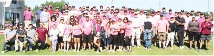 Tough Enough To Wear Pink Golf Tournament