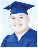 Wolf Point's Taiyon  Lilley Graduates MYCA
