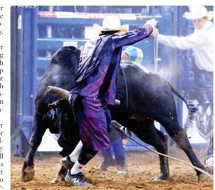 Montana Bullfighter Harrell Returns To Stampede