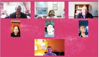 Bullock Holds Virtual Meeting  With Montana Tribal Leaders