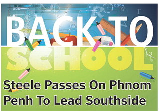 Steele Passes On Phnom  Penh To Lead Southside