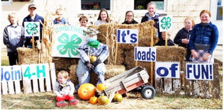 Area Clubs Recognize National 4-H Week