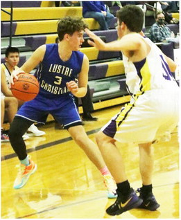 Lustre Christian Boys Knock Off Cowboys In Non-Conference Play