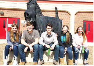 Culbertson Students  Win Academic Honors