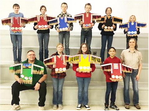 Froid Art Students Create War Shirts