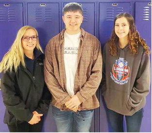 Culbertson Students  Win BPA State Honors