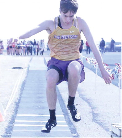 Culbertson Athletes Place In  Glasgow To Open Track Season
