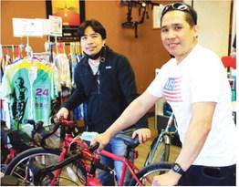 Bike Shop Reopens For Season