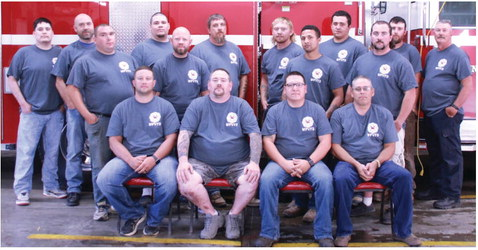 Firefighters Make Sacrifices During Busy Spring Season