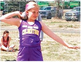 Junior High Athletes Score in Fairview