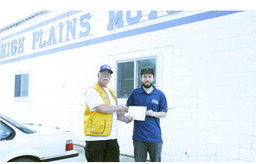 High Plains Donation