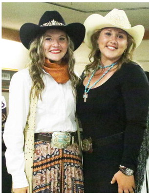 Miss Rodeo, Miss Teen  Rodeo Crowned