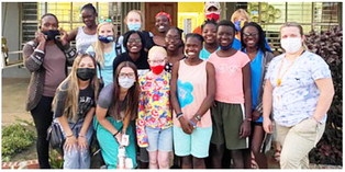 Wolf Point's Harada Returns From  Arise Africa Mission Trip To Zambia