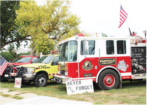 Nation, Area Remembers Sept. 11 Attacks