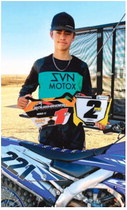 Local Teen Takes First In Dickinson