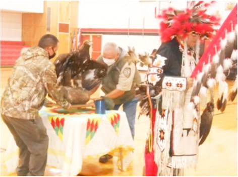 Froid Celebrates Indigenous People's Day